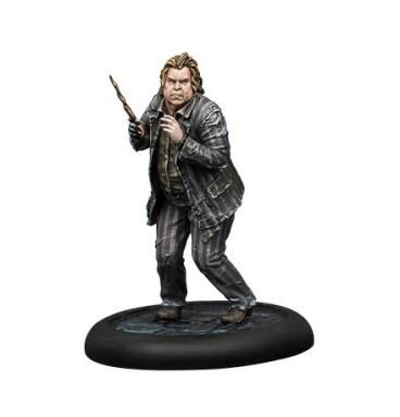 Figurine de jeu Peter Pettegrow et bellatrix