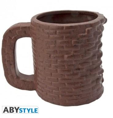 Mug 3D Chemin de Traverse