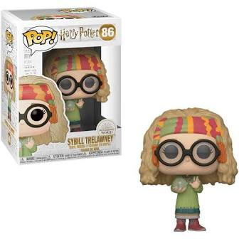 POP Professor Sybill Trelawney
