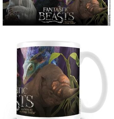 Mug Animaux Fantastique (Créatures échappées)