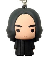 Porte-clés gomme 3D Severus Rogue
