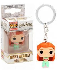 Porte clé POP Ginny (Yule ball)