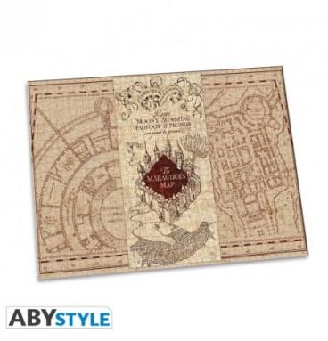 Puzzle Carte du Maraudeur