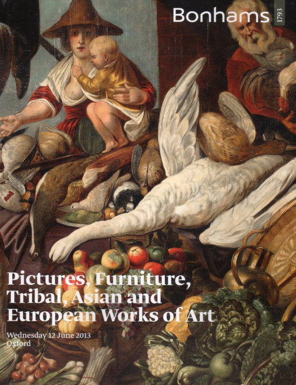 Works Of Art Auction Catalogs
