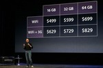 SAN FRANCISCO - JANUARY 27:  Apple Inc. CEO St...