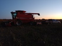 Low light combine