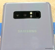 Samsung Galaxy Note8 cameras