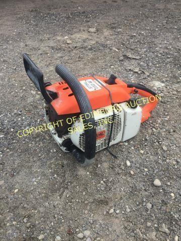 032 Av Stihl Chainsaw Parts : stihl, chainsaw, parts, STIHL, 032AV, CHAINSAW, PARTS, BLADE, #4228,, SATURDAY,, ONLINE, AUCTION,, 5/2/2020,, Edinburg, Auction, Sales, Resource