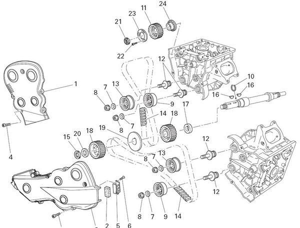 Ducati 1098 1098S サービスマニュアル パーツリスト(ドゥカティ)|売買されたオークション情報