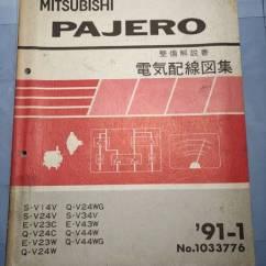 Pajero Electrical Wiring Diagram 2001 Nissan Pathfinder Bose Stereo 70167 V14v V C W Electric Compilation 91 1 N1033776