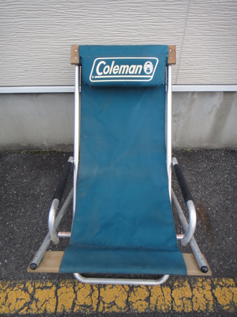 coleman rocking chair qdos kneeling posture review used c910a718j real yahoo auction salling