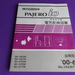 Mitsubishi Pajero Io Wiring Diagram Umts Network Architecture H66w H76w Basis Version Electric Compilation 2000 6