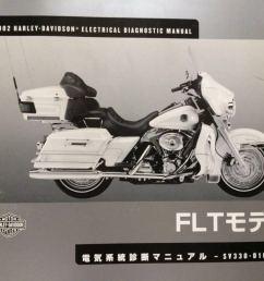 japanese 2002 harley davidson flt model electric system diagnosis manual flht flhtc  [ 1024 x 768 Pixel ]