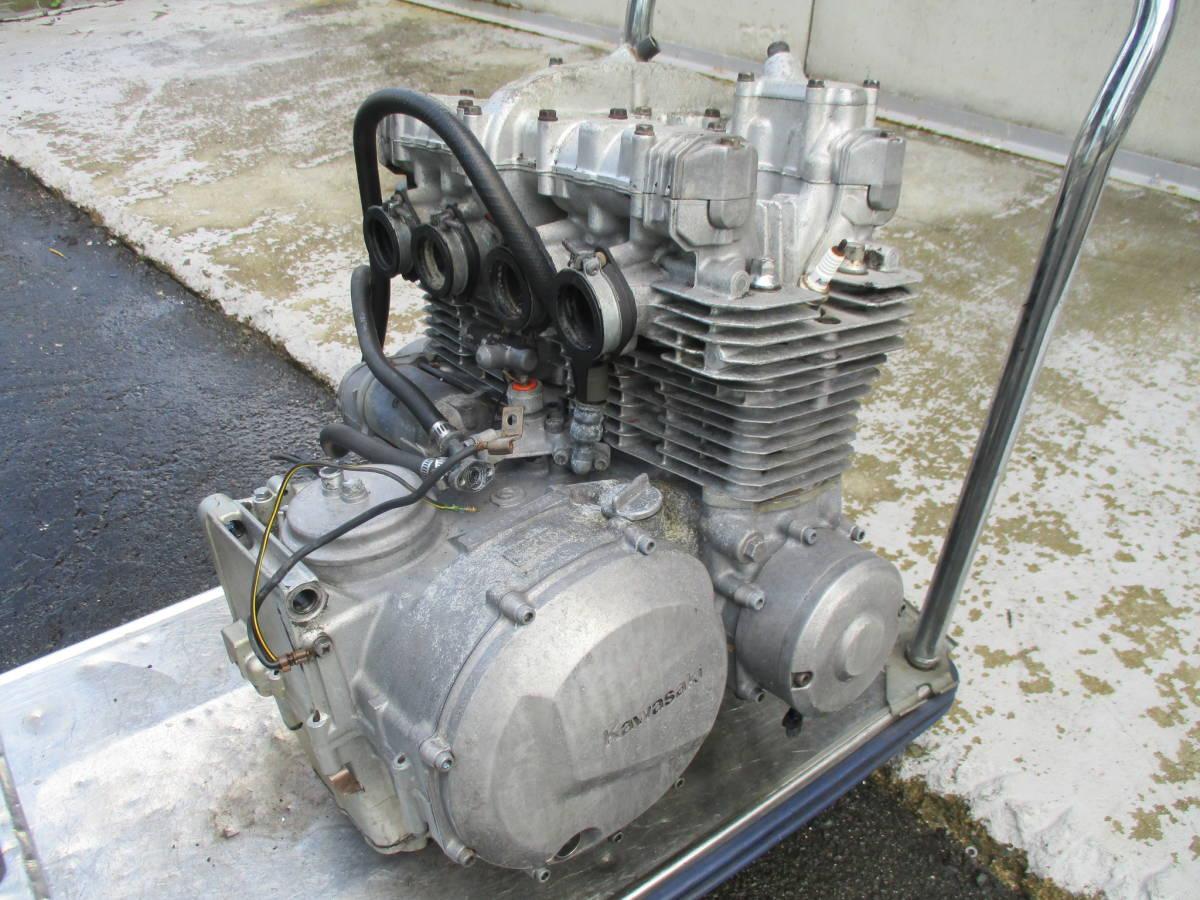 hight resolution of kawasaki kz1000p z1000p police kzt00je engine body inspection z1000j z1100gp z1000r z1100r j series ltd