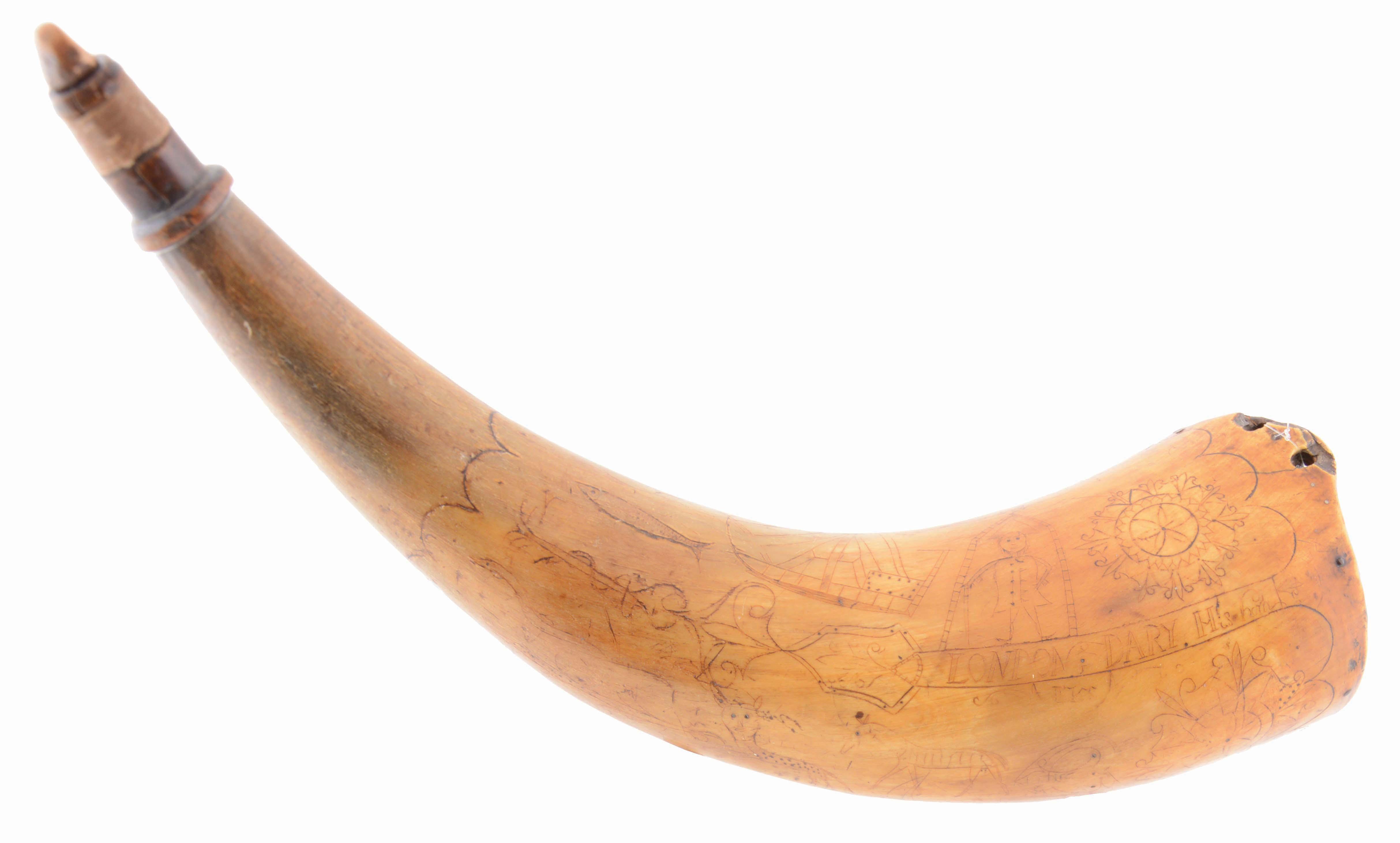 Deer Horn Powder Measures