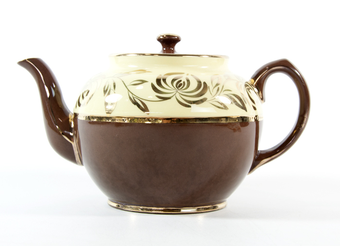 Brown Betty Teapot Made England
