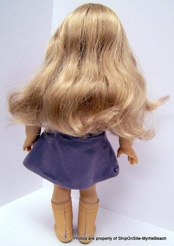 "american girl doll myag 18"""