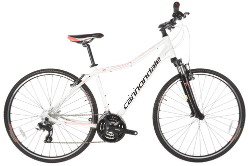 2014 Cannondale Althea 3 Women's Hybrid Bike TALL 700c 3x8
