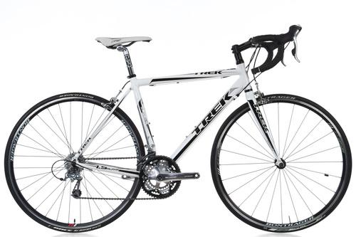 2010 Trek 1.5 Alpha Road Bike 54cm Medium Aluminum Shimano