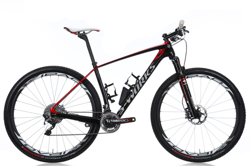 2014 Specialized S-Works Stumpjumper Hardtail Mountain