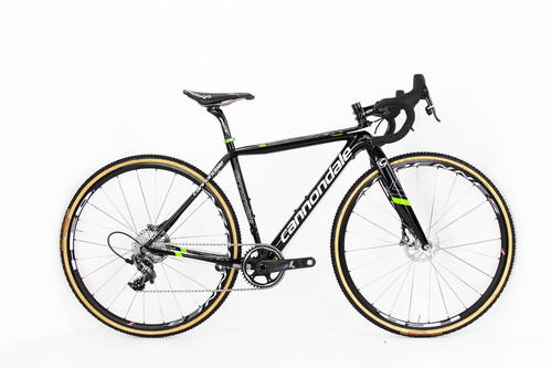 44cm Cannondale SuperX Cyclocross CX Bike / SRAM Force 1