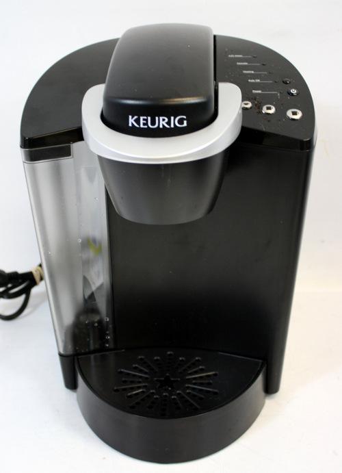 KEURIG B40 K40 ELITE GOURMET SINGLECUP COFFEE MAKER