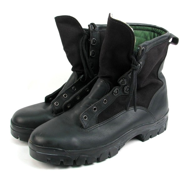 Insulated Police Boots Ivoiregion