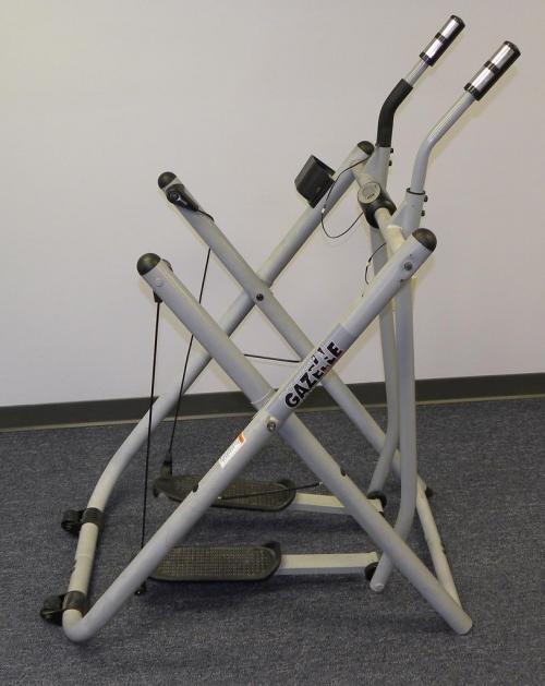 Tony Little Gazelle Freestyle Xtreme Glider Exercise ...
