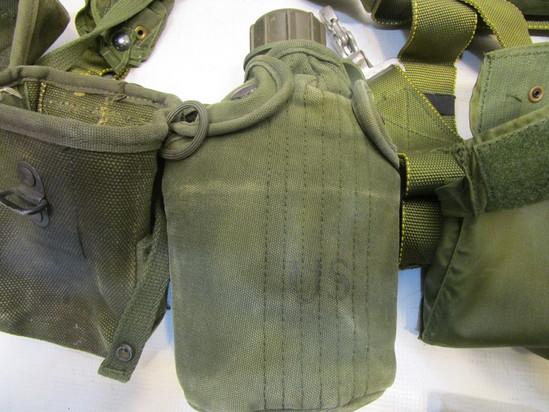 Vietnam McGuire Rig with XM28 gas mask   eBay