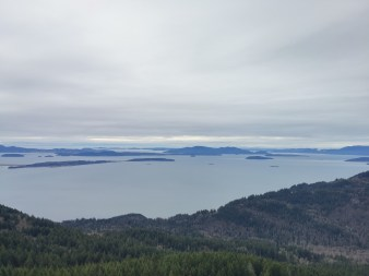 Views from Oyster Dome