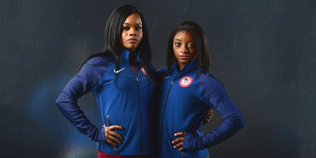 gabby douglas and simone biles