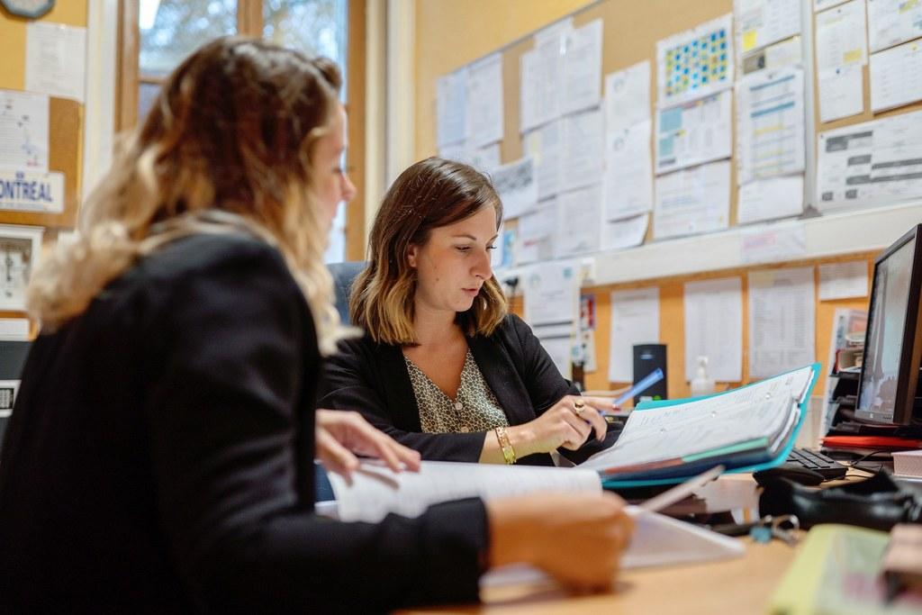 Equipe du Centre Benoit Labre à Arras