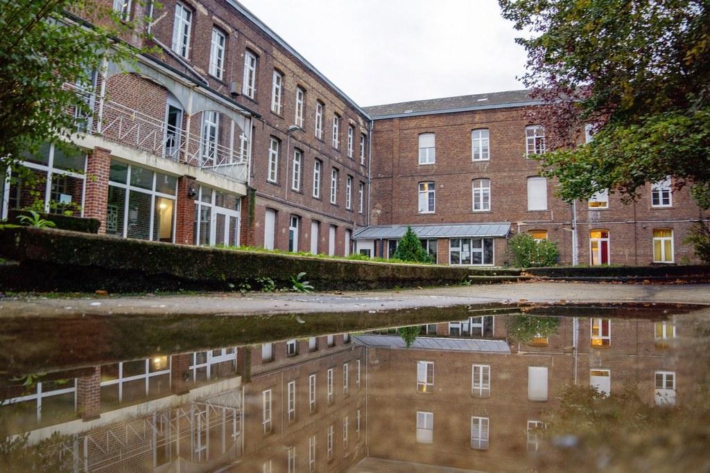Centre Benoit Labre à Arras