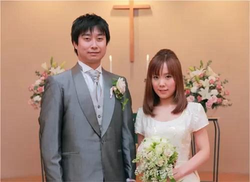 日本福音ルーテル都南教会結婚式・結婚写真