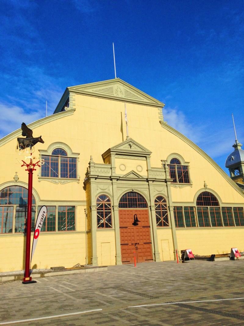 Aberdeen Pavilion