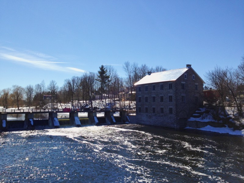 Le moulin de Manotick