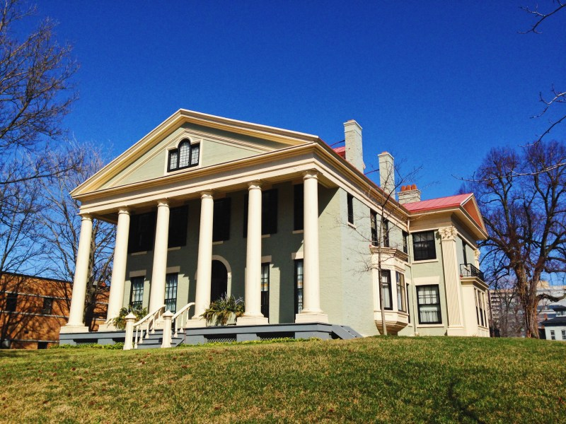 Theodore Roosevelt Inaugural National Site