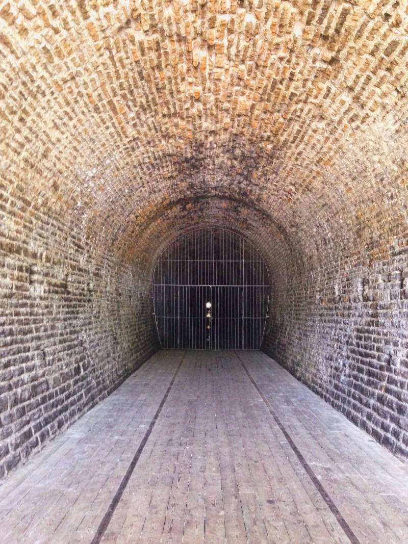 Tunnel ferroviaire de Brockville