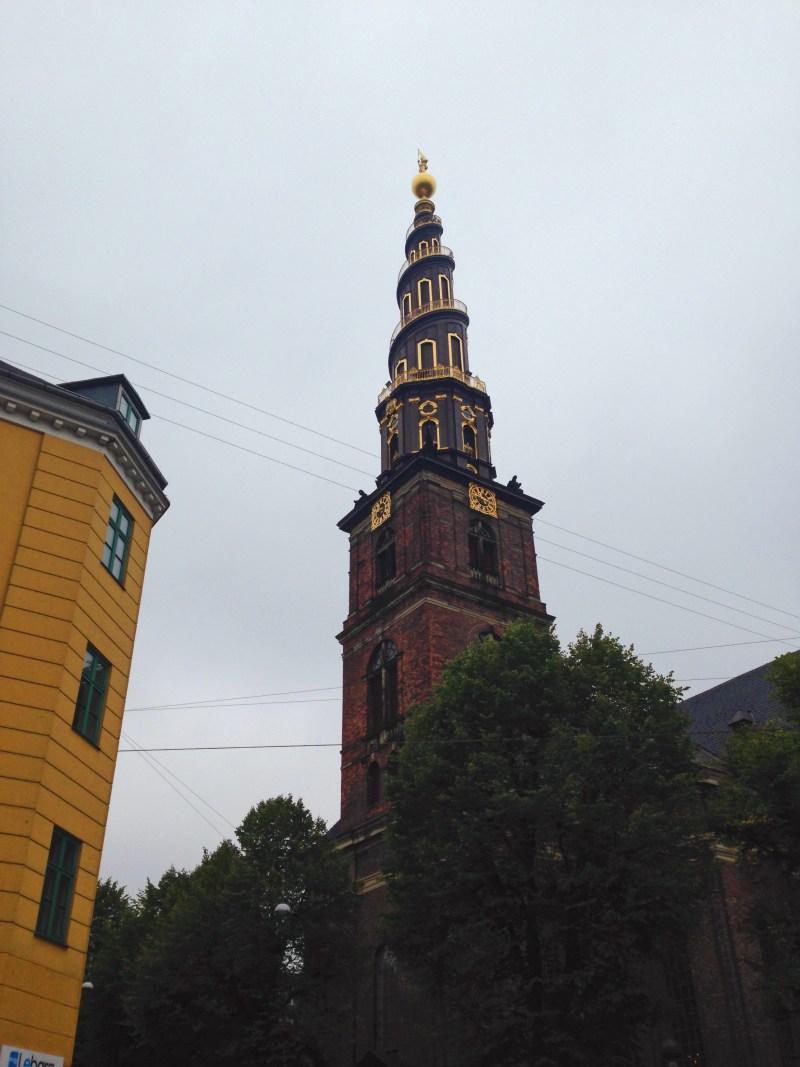 Vor Frelsers Kirke à Copenhague