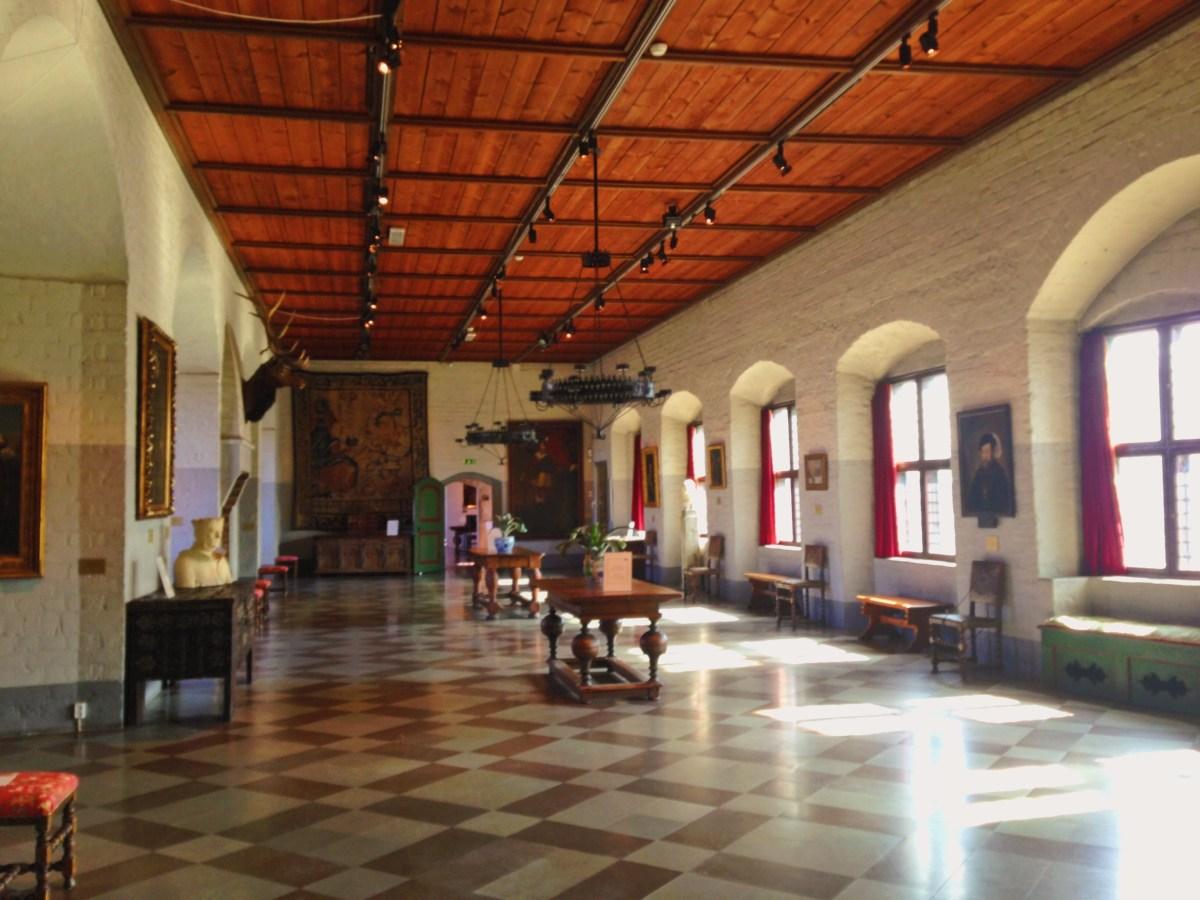 Malmö - le plus vieux château Renaissance de la Scandinavie