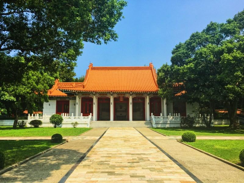 Tamsui Shrine