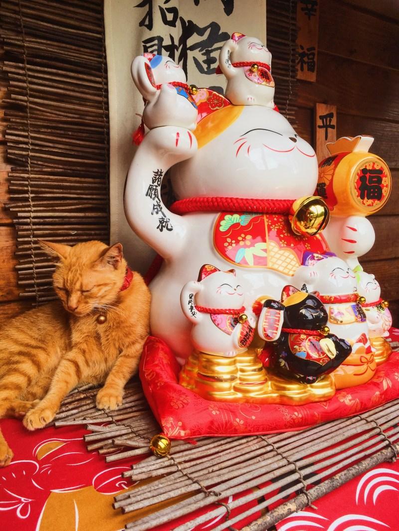 Houtong Cat Village