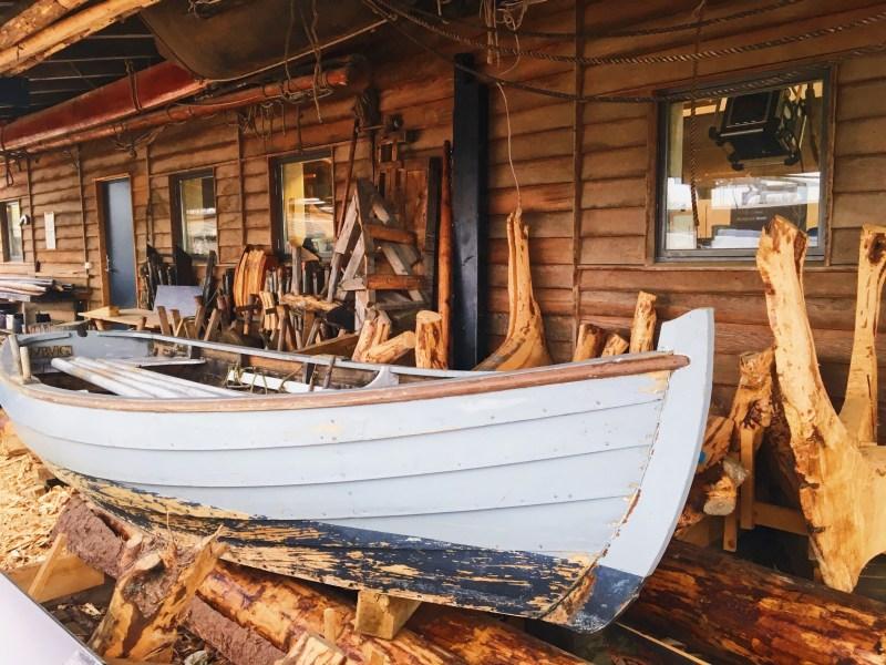Viking Boat Museum