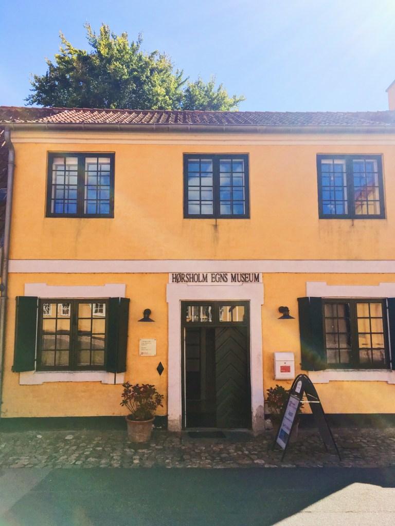 Musée d'histoire de Hørsholm