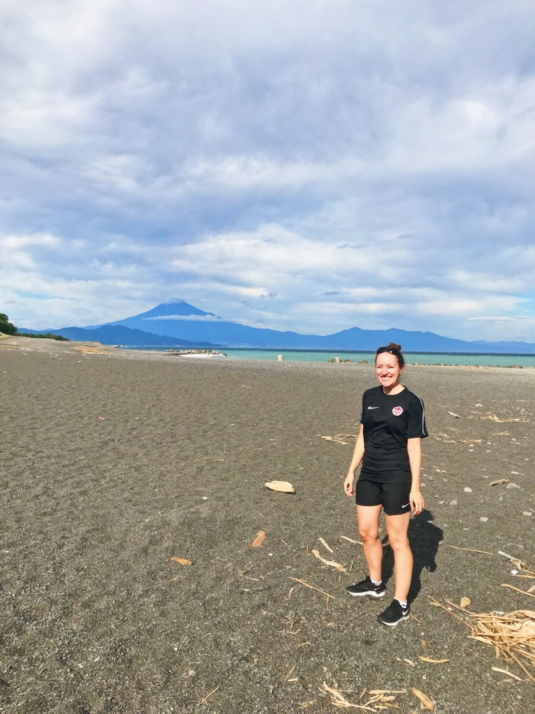 Mont Fuji à Shizuoka
