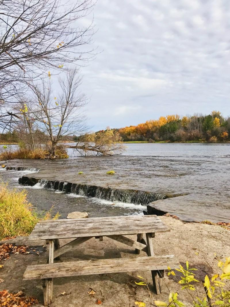 Rivière Mississippi en Ontario
