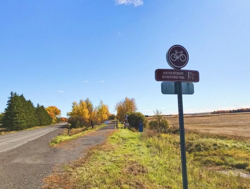 Prescott-Russell Recreational Trail