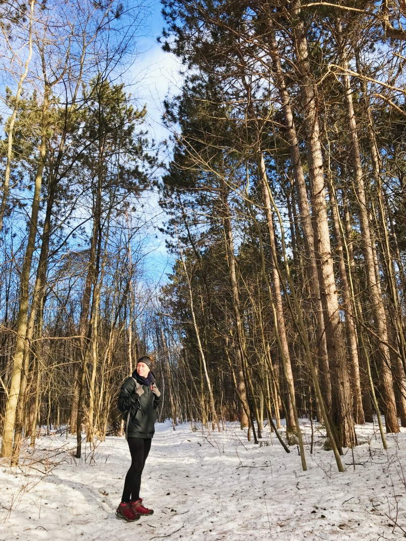 Lavigne Natural Park