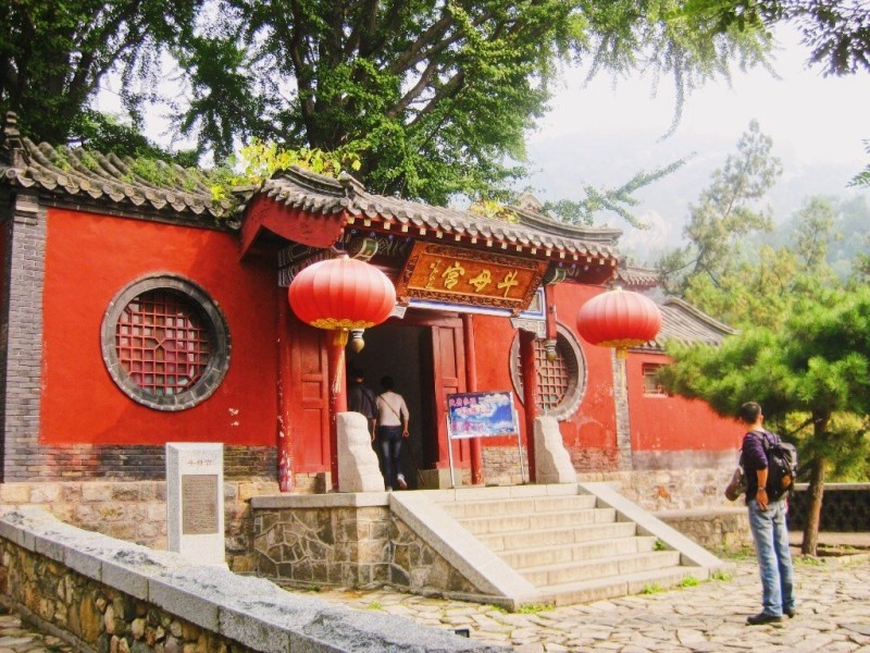 Temple à Taishan
