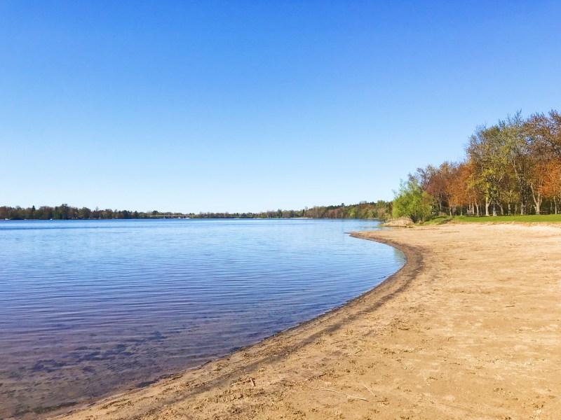 Rideau River Provincial Park Beach